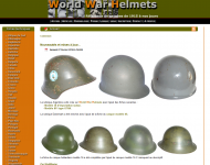 world-war-helmets